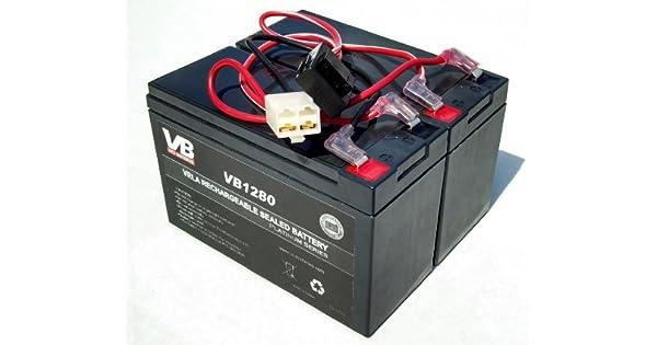 Amazon.com: Mod Razor Batería de repuesto – Incluye arnés de ...