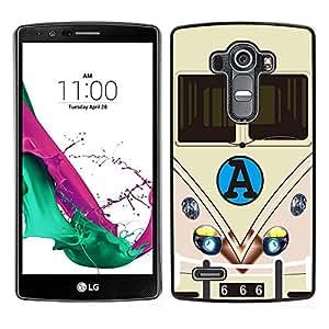 Dragon Case - FOR LG G4 - Never get stuck - Caja protectora de pl??stico duro de la cubierta Dise?¡Ào Slim Fit