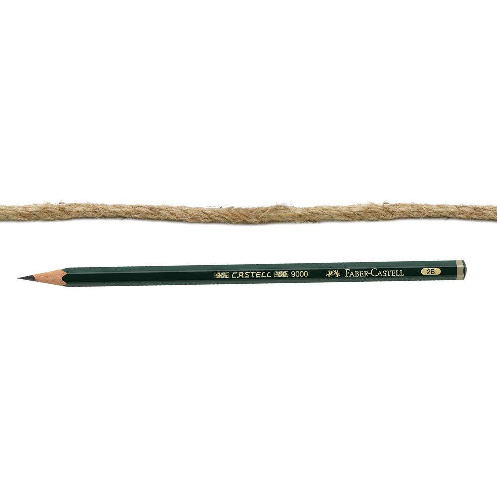 color 6mm cuerda de rascar para gatos Cuerda de yute de 15 m cuerda natural fuerte con bobina para manualidades paquete de jard/ín cuerda de c/á/ñamo gruesa 4 mm + 6 mm + 8 mm + 10 mm