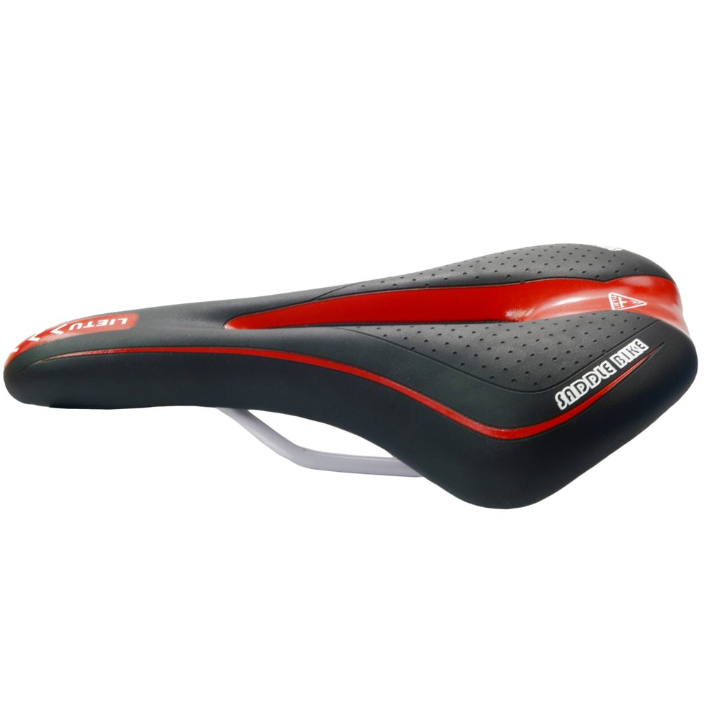 WEST BIKING Top-level Bicycle Saddle Mountain Bike Soft Cycling Coussin Rel Saddle Cycle Seat