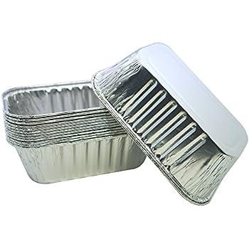 Amazon Com Mystar Mini Disposable Aluminum Foil Baking
