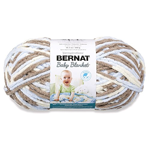 Bernat Baby Blanket Big Ball Little Cosmos ()