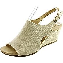 Bandolino Women's GALATEE Wedge Sandal