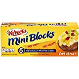 Velveeta Mini Cheese Blocks (20 oz Box)