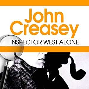 Inspector West Alone Audiobook