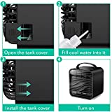 Mikikin Portable Air Conditioner Fan, Personal