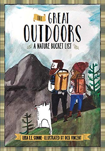 The Great Outdoors: A Nature Bucket List Journal (Bucket List Ideas With Your Best Friend)
