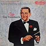 Guy Lombardo An Evening With Guy Lombardo Original RCA Camden Records release CAL 445 1950's Popular Dance Music Vinyl (1958)