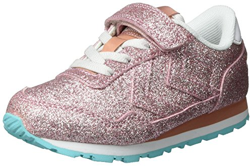 Hummel Reflex Princess Jr, Zapatillas Para Niñas Rosa (Rose Dawn)