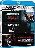 Arnold Schwarzenegger Master Collection (3 Blu-Ray) [Italia] [Blu-ray]