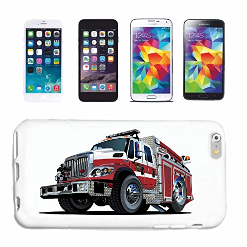 caja del teléfono iPhone 7S BOMBEROS DEPÓSITO DE BOMBEROS DE BOMBEROS DE FUEGO DE USO DEL MOTOR DEL VEHÍCULO VOLUNTARIA del bombero del bombero MUJER DE NEGOCIOS DE BOMBEROS DE AMERICA EE.UU. WORLD T
