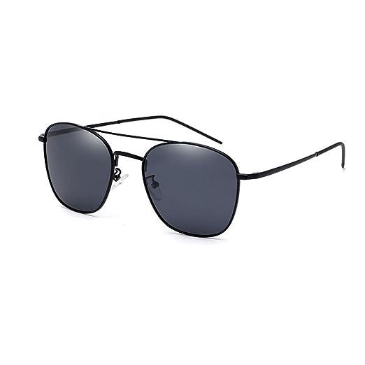 YQQ Gafas Polarizadas Personalizadas Gafas De Deporte Gafas De Sol para Hombres Y Mujeres Gafas De Conducción HD Anti Reflejante Anti-UV Moda (Color : 1): ...