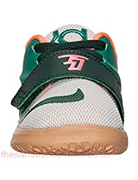Nike KD VII Toddler Shoes Mystic Green/Light Bone/Gum Light Brown 669943-301
