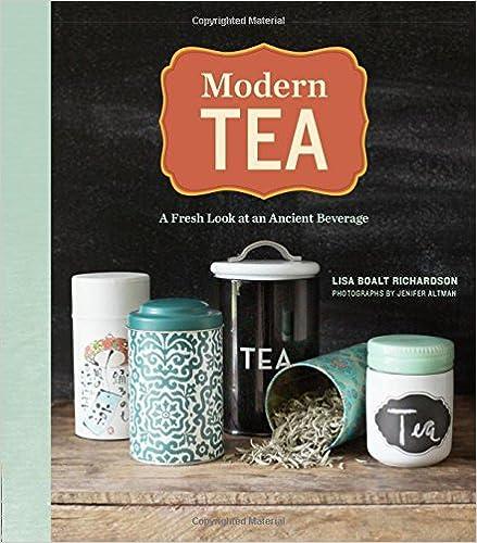 modern tea book