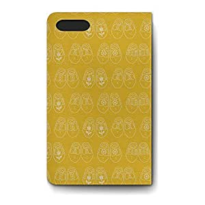 Leather Folio Phone Case For Apple iPhone 5 Leather Folio - Traditional Dutch Cloggs Flip Premium