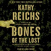 Bones of the Lost: A Temperance Brennan Novel, Book 16 | Kathy Reichs