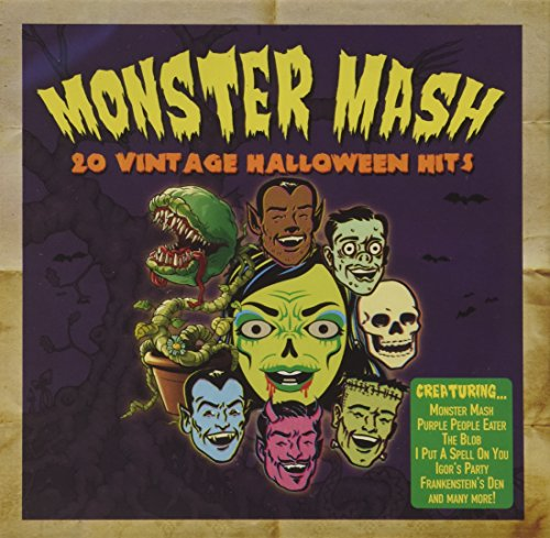 Vintage Halloween Hits / Various for $<!--$6.12-->