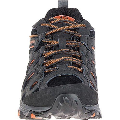 Merrell Moab FST LTR GTX Wanderschuhe Schwarz Orange