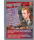 Percy Weasley trading game card Chris Rankin Harry Potter Deathly Hallows Part 2 Size 3x5 inches #HP26