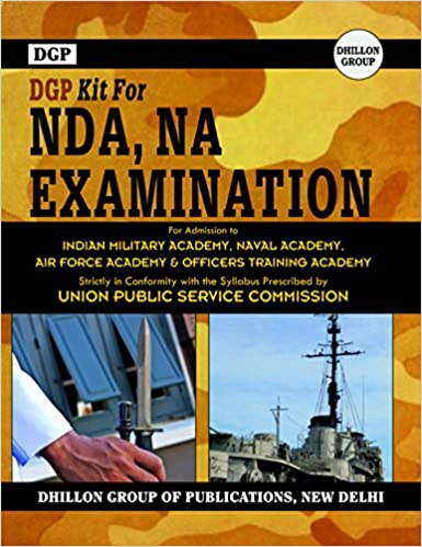buy kit for nda na exam with a free copy of current affairs