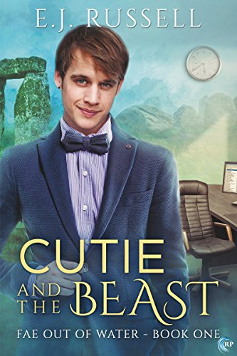 Release Day Review: Cutie and the Beast (Fae out of Water #1)  by E.J. Russell