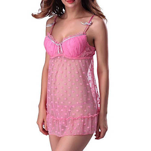 Lingerie Ragazza Intimo Babydoll Donna chenang Sexy Sleepwear Vestaglia Lingerie Sexy Sexy Donna Raso Donna Babydoll dxqIfvqCw