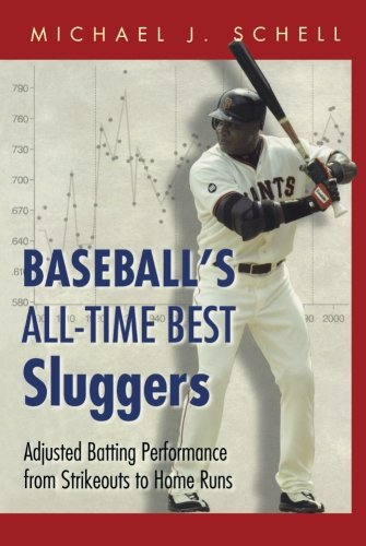Baseball's All-Time Best Sluggers: Adjusted Batting Performance from Strikeouts to Home ()