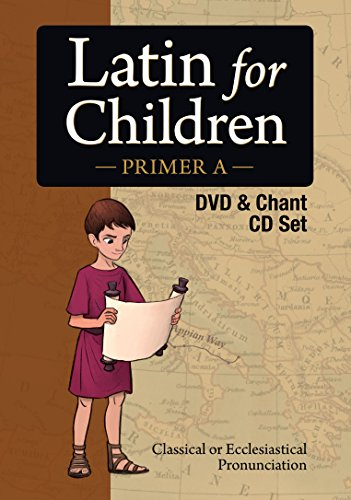 Latin for Children, Primer A DVD