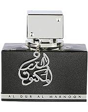 Al Dur Al Maknoon silver jasmin fruktig patchouli bärnsten av Lattafa 100 ml EDP