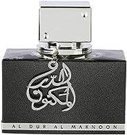 Perfume Lattafa Al Dur Al Maknoon Silver 100ml