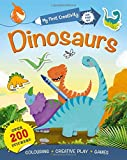 img - for My First Creativity on the Go - Dinosaurs book / textbook / text book