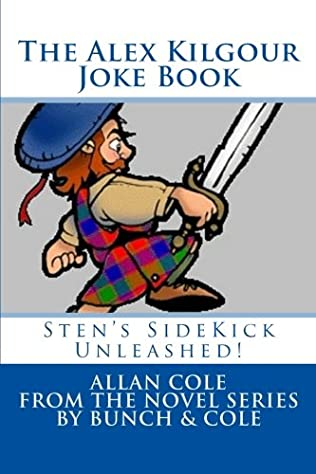 book cover of The Alex Kilgour Joke Book