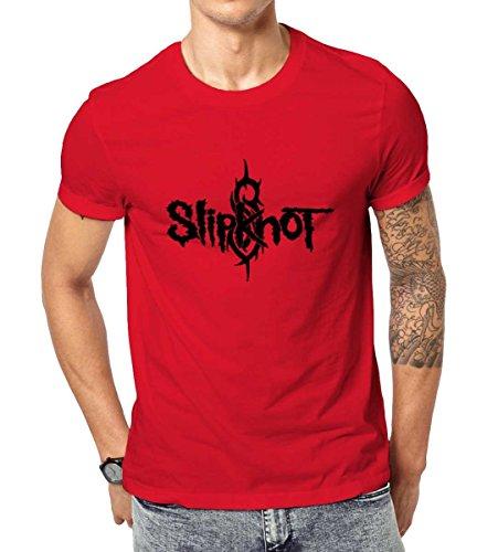 Slipknot 3XL RED Shirt Man (Slipknot Chris)