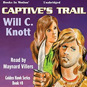 Captive's Trail Audiobook