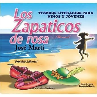 Amazon.com: LOS ZAPATICOS DE ROSA (TESOROS LITERARIOS PARA