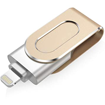 ZYX Unidad Flash USB para iPhone, iPad, PC, computadora portátil, Interfaz USB