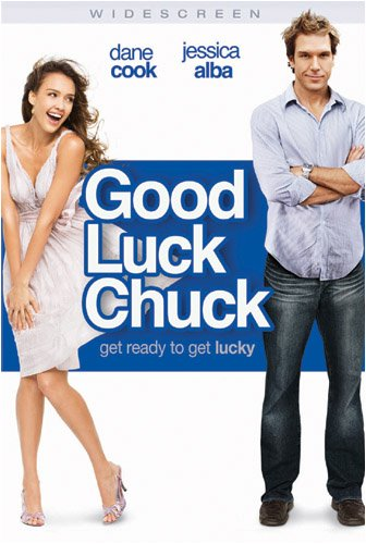 Image result for good luck chuck