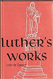 Luther's Works Companion Volume Luther the…