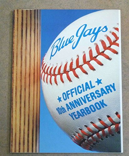 Yearbook Near Mint (TORONTO BLUE JAYS BASEBALL YEARBOOK - 1986 - NEAR MINT)