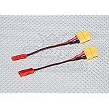 HobbyKing - XT-60 to JST Charging Adapter (2pc) - DIY Maker Booole