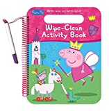 Peppa Pig Wipe-clean Activity Book: Write, Wipe, and Write Again!