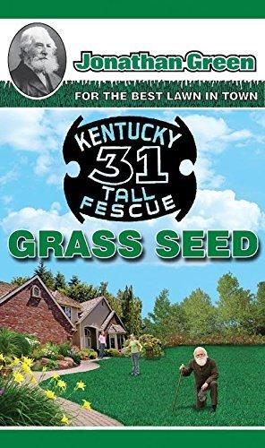 Jonathan Green 41125 Kentucky31 Tall Fescue Grass Seed, 5 lb