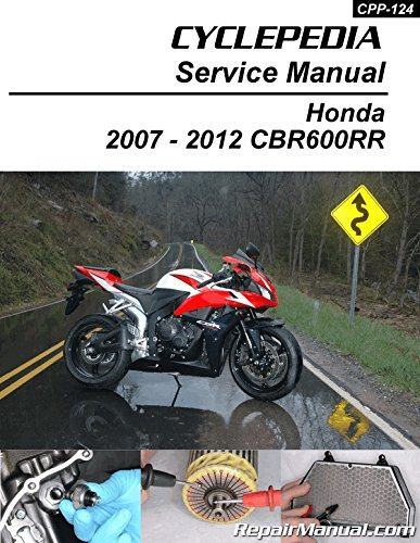 cbr600rr service manual - 5