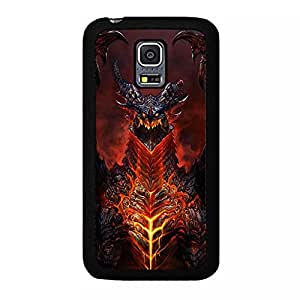 Hipster World of Warcraft Phone Case Cover For Samsung Galaxy s5 mini WOW Fashion