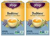 Yogi Bedtime Tea - 16 Tea Bags (Pack of 2)