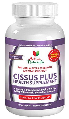 Cissus Quadrangularis Extract Supplement Vegetarian product image
