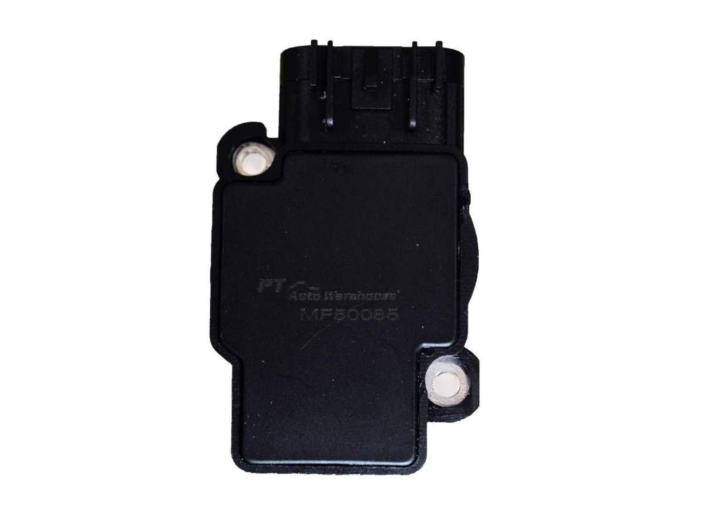 PT Auto Warehouse MF50085 Mass Air Flow MAF Sensor for V8-6.6L