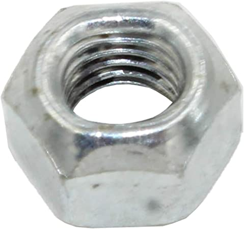 100PCS M5 Hex Hexagon Lock Nut Locknut 5mm For Stihl OEM 9214 320 0700