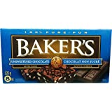 Baker's Chocolate, Unsweetened, 225g