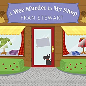 A Wee Murder in My Shop Audiobook